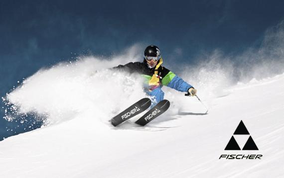 Fischer - Ski