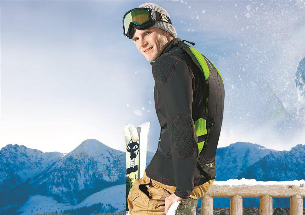Komperdell Ski