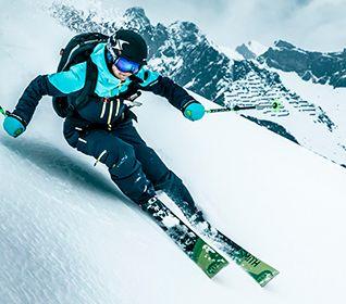 Ziener Ski